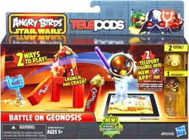Angry Birds STAR WARS Telepods Battle on Geonosis New!