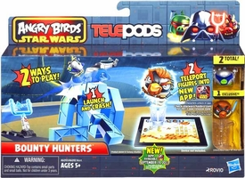 Angry Birds STAR WARS Telepods Bounty Hunters New!