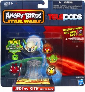 Angry Birds STAR WARS Telepods Multi-Pack Jedi Vs Sith