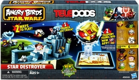 Angry Birds STAR WARS Telepods Star Destroyer New!
