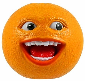Annoying Orange 2 1/2 Inch Talking PVC Figure Laughing Orange