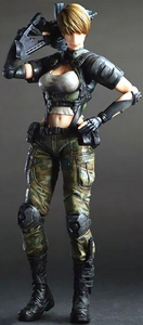 Appleseed Alpha Play Arts Kai Action Figure Deunan Knute Pre-Order ships July