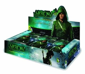 Arrow Trading Card Box Season One Pre-Order ships November