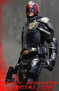 Art Figures 1/6 Scale Collectible Figure Mega City  Cop [AF-015] Pre-Order ships July