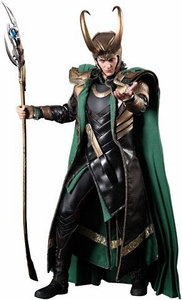 Avengers Hot Toys Movie 1/6 Scale Collectible Figure Loki
