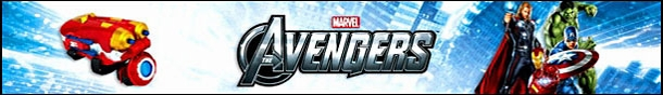 Marvel Avengers Movie Toys & Action Figures