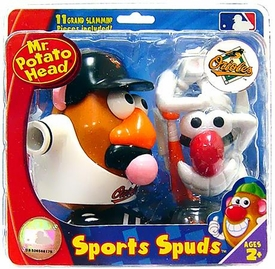 Baltimore Orioles Mr. Potato Head MLB Sports Spuds