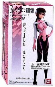 Bandai Evangelion 3.0 Portraits Figure Mari Makinami Illustrious [EVA 08B Production Model Custom Type]