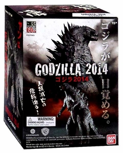 Bandai Shokugan Godzilla Collection Mini Figure Godzilla [2014] New!