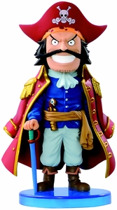 BanPresto One Piece World Series Collectible Figure Roger Pre-Order ships January