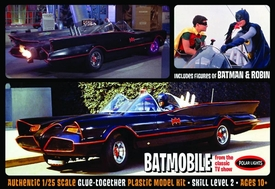 Batman 1/25 Scale Model Kit 1966 Batmobile Pre-Order ships October
