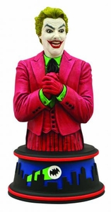 Batman 1966 Bust Joker Pre-Order ships July
