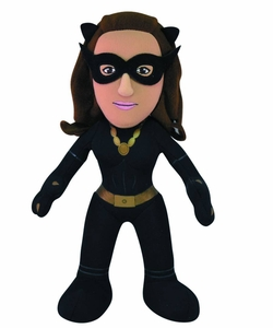 Batman 1966 TV Series 10 Inch Plush Catwoman Pre-Order ships October