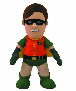 Batman 1966 TV Series 10 Inch Plush Robin Pre-Order ships October