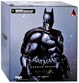 Batman Arkham Origins Square Enix Play Arts Kai Action Figure Batman New!