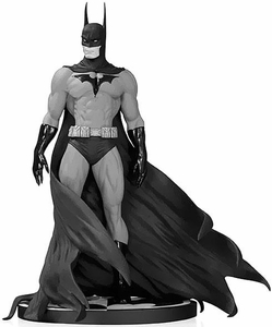 Batman Black & White Statue Michael Turner Batman Pre-Order ships November