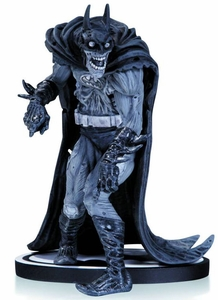Batman Black & White Statue Zombie Batman  Pre-Order ships September