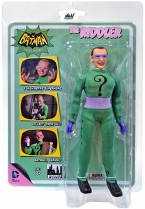 Batman Classic 1966 TV Series 1 Action Figure Riddler