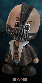 Batman Dark Knight Rises Hot Toys 3 Inch Mini Cosbaby Figure Bane