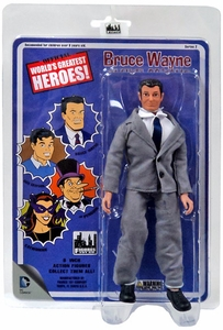 Batman Retro 8 Inch Series 2 Action Figure Bruce Wayne  New!