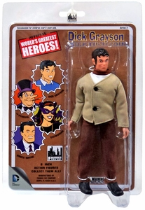 Batman Retro 8 Inch Series 2 Action Figure Dick Grayson  New!