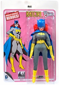Batman Retro 8 Inch Series 3 Action Figure Batgirl New!