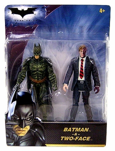 Batman The Dark Knight Mini Figure 2-Pack Batman & Two-Face