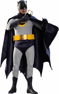 Batman 1966 Hot Toys Movie Masterpiece 1/6 Scale Collectible Figure Batman