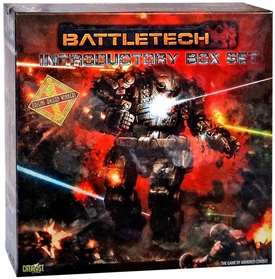 BattleTech Miniatures Board Game Introductory Box Set