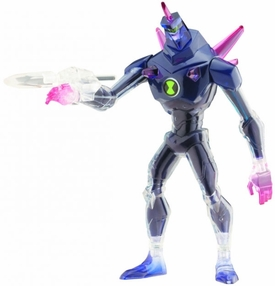 Ben 10 Alien Force DNA Alien Heroes 6 Inch Action Figure Chromastone