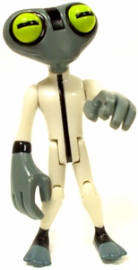 Ben 10 LOOSE 4 Inch Action Figure GreyMatter