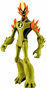 Ben 10 LOOSE 4 Inch Action Figure Swampfire [Version 1 - Arms Down]
