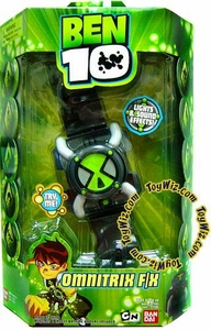 Ben 10 Roleplay Toy 2006 ORIGINAL Omnitrix F/X Watch with Lights & Sounds