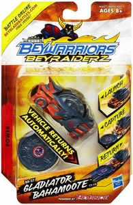Beyblades Beywarriors Beyraiderz Vehicle Power Br-27 Gladiator Bahamoote TT-19