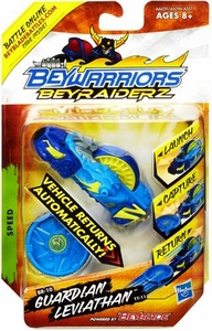 Beyblades Beywarriors Beyraiderz Vehicle Speed Br-10 Guardian Leviathan TT-11