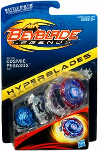 Beyblades Legends Hyperblades Attack #BB-105 Cosmic Pegasus F:D New!