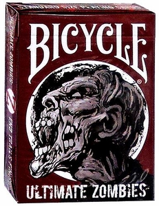 Bicycle Playing Cards Ultimate Zombies [Designed by Brian Denham]