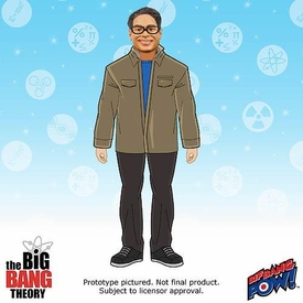 Big Bang Theory Retro Style Action Figure Penny Pre-Order ships November