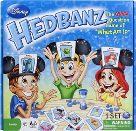 Disney Hedbanz For Kids BLOWOUT SALE!