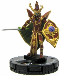 Breaker the Magical Warrior #102 YuGiOh Heroclix