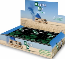 Breaking Bad Trading Card Box [24 Packs] Pre-Order ships April