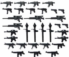 BrickArms Custom 32 Piece Set 2.5