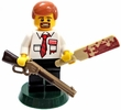 Brickarms Official Custom Mini Figure Shaun UK Zombie Fighter [Version 2] New!