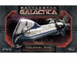 Battlestar Galactica 1:350 Model Kit Colonial One Pre-Order ships January