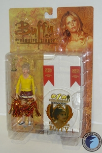 Buffy the Vampire Slayer Figure Series 7 Exclusive Cheerleader Buffy