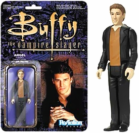 Buffy the Vampire Slayer Funko 3.75 Inch ReAction Figure Angel Pre-Order ships July