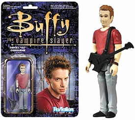 Buffy the Vampire Slayer Funko 3.75 Inch ReAction Figure Oz Pre-Order ships August