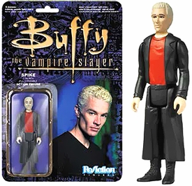 Buffy the Vampire Slayer Funko 3.75 Inch ReAction Figure Spike Pre-Order ships October