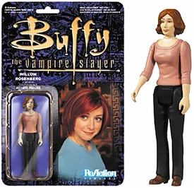Buffy the Vampire Slayer Funko 3.75 Inch ReAction Figure Willow Pre-Order ships October