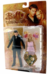 Buffy the Vampire Slayer Previews Exclusive Action Figure 2-Pack The Prom Buffy & Angel